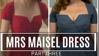 Maisel Dress Part Three: Skirt
