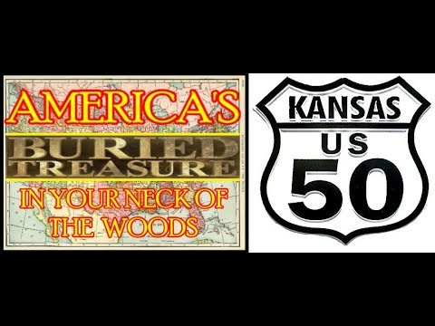 BURIED TREASURE IN YOUR NECK OF THE WOODS HAMILTON COUNTY KANSAS