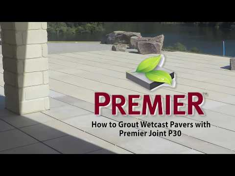 How To Grout With Premier Joint P30