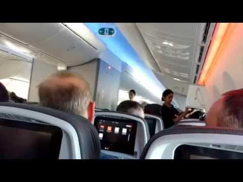JetStar 787 SYD-HKT Full Flight