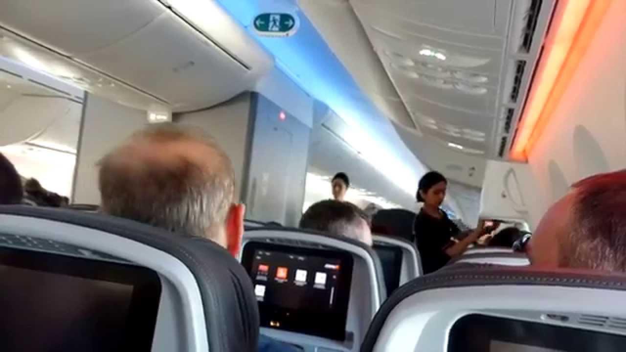 Jetstar 787 Syd Hkt Full Flight Youtube