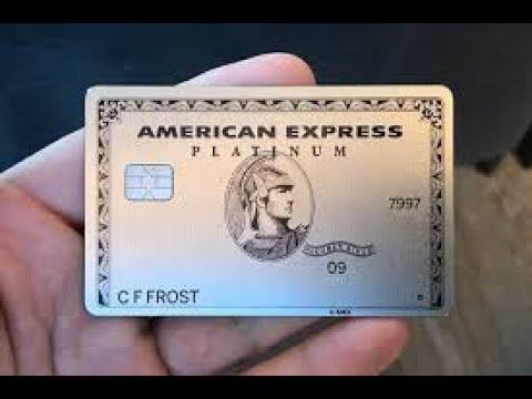 Carte American Express Pro.Je Vous Presente La Carte American Express Platinum Classique