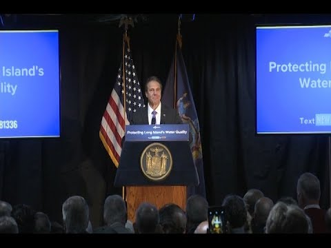 Governor Cuomo Makes an Announcement at Friedberg Jewish Community Center