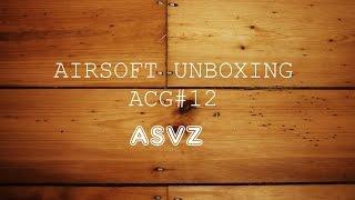 AIRSOFT UNBOXING ACG #12 ASVZ {HD/deutsch}