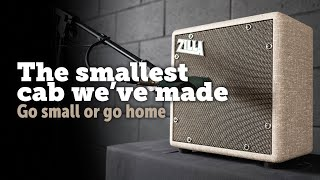 Zilla's smallest speaker cab