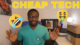 NEEWER NW-800 Condenser Microphone + Phantom |Cheap Tech| Unboxing