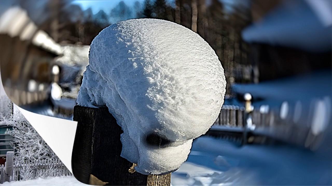 Зима в Эдучанке - YouTube