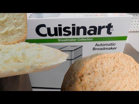 Cuisinart CBK-100 2 LB Bread Maker TEST
