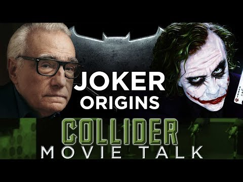 Martin Scorsese Producing Joker Origin Story - Collider Movie Talk