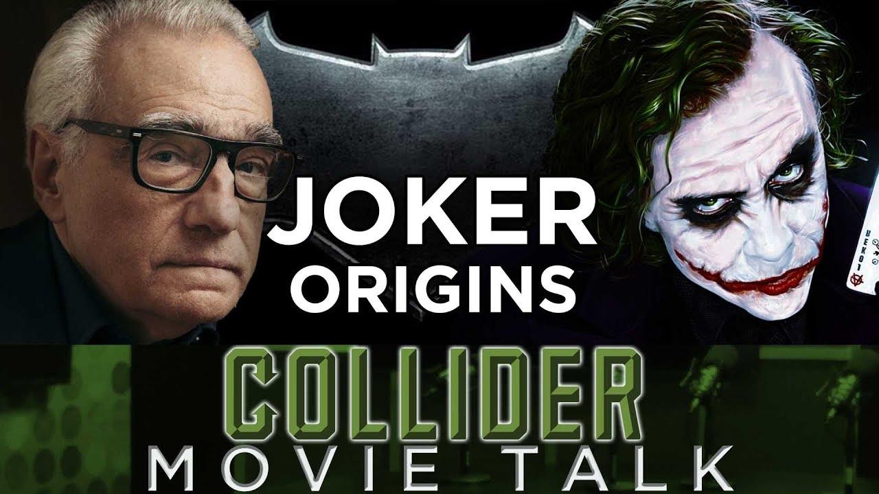 Martin Scorsese Producing Joker Origin Story