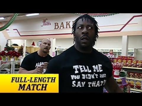 WWE SmackDown  - 'Stone Cold' Steve Austin vs....