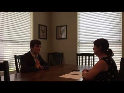 Public Relations Job Interview