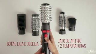 Escova rotativa Turbo Ion 3000 Rotating Styler