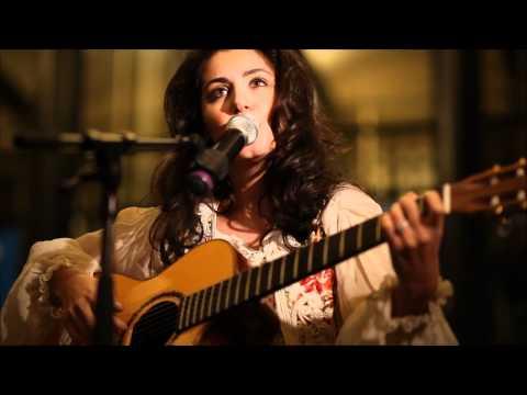 Katie Melua Acoustic Amsterdam opening Megastore Fame at Magna Plaza Nine Million Bicycles HD