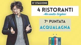 Alessandro Borghese 4 Ristoranti - 4a Stagione, Settimo Episodio HD
