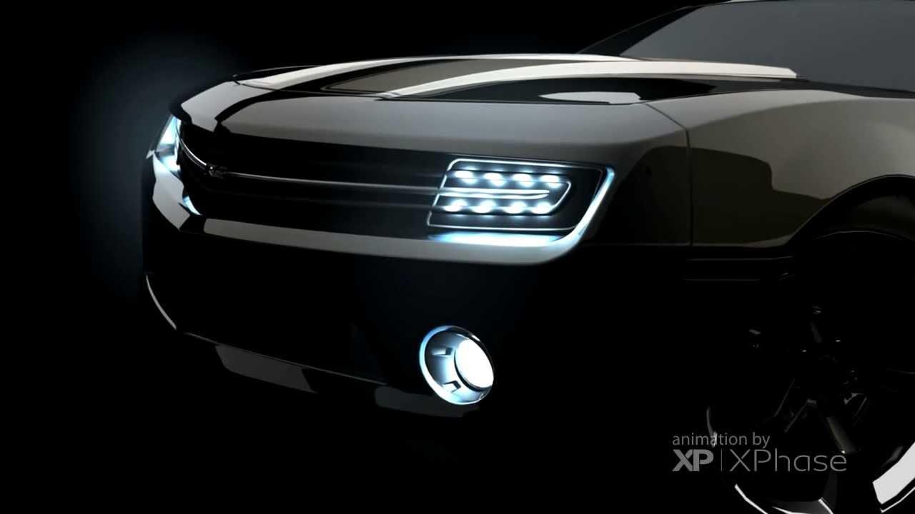 The 2010 & up 5th Gen Camaro Hideaway Headlight Package ...