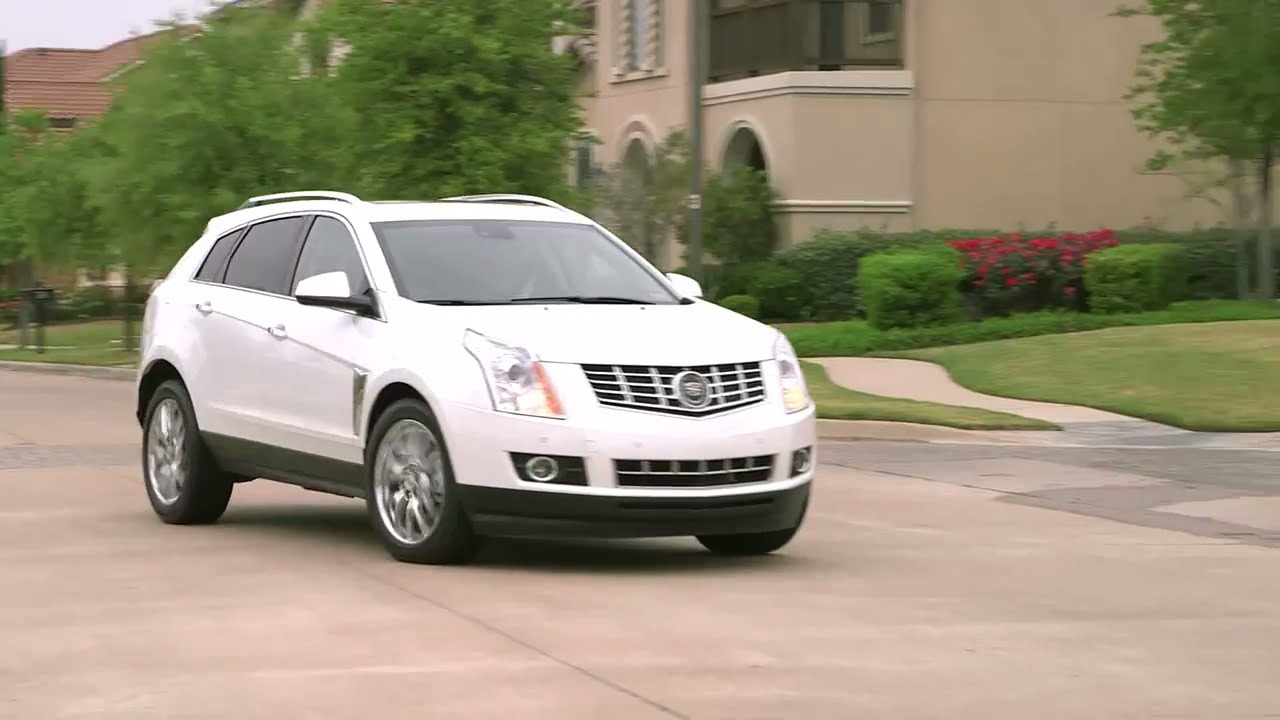 Test drive 2013 cadillac srx review test drive by the car pro