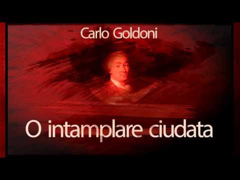 Carlo Goldoni - O intamplare ciudata
