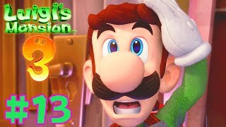 Luigi's Mansion 3 - Walkthrough Part 12: 11F Twisted Suites Gameplay