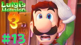Luigi's Mansion 3 - Walkthrough Part 12: 11F Twisted Suites Gameplay