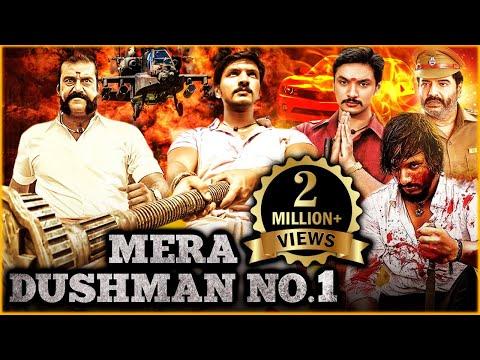 Mera Dushman No.1 Full Hindi Movie | Gautham Karthik, Priya Anand | Super Hit Hindi Dubbed Movie