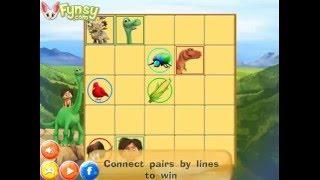 Мультик игра Хороший динозавр: Путешествие домой (Good Dinosaur Journey Home)