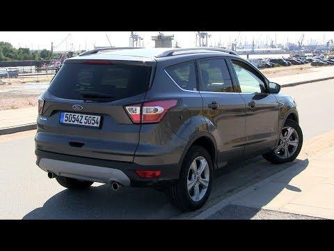2017 Ford Kuga 2.0 TDCi 4x4 180 HP TEST DRIVE
