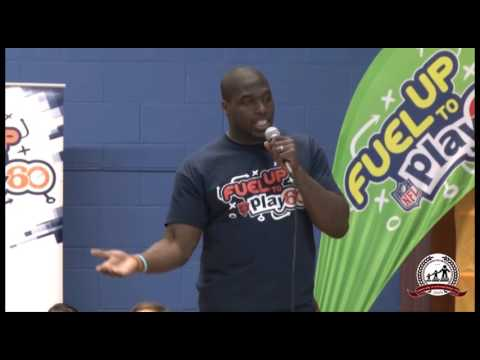Chicago Bears Player Sam Acho Answers Student Q&A