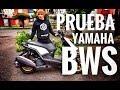 PRUEBA YAMAHA BWS | DE NINJA 300 A BWS 125 | DIFERENCIAS