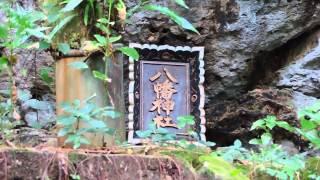 鎮守の社(八幡神社・サイパン島チャチャ地区)