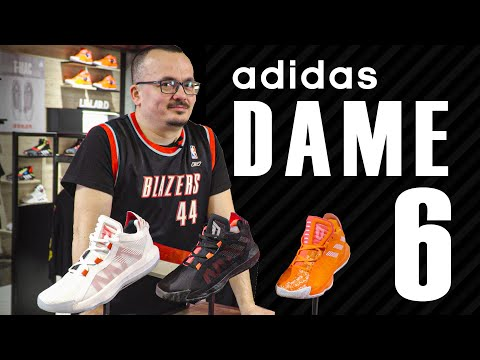 adidas Dame 6 | Basketball Shoe Review