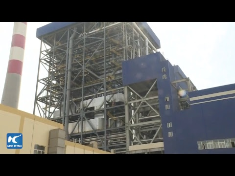 LIVE: Chinese-built power plant provides clean, cheap energy to Pakistan