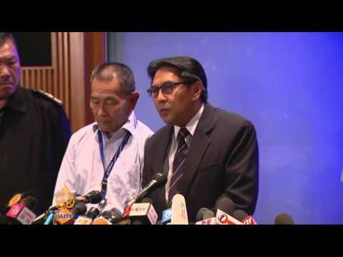 Search continues for sign of missing Malaysian aircraft