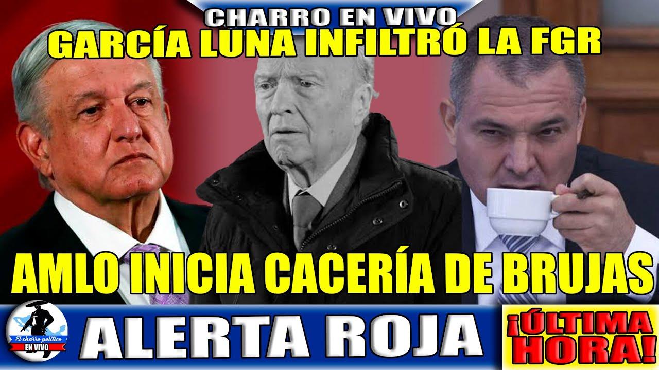 Esto Acaba De Pasar;García Luna Infiltrado En Gobierno D La 4T;AMLO Inicia Cacería;Caen Los Primeros