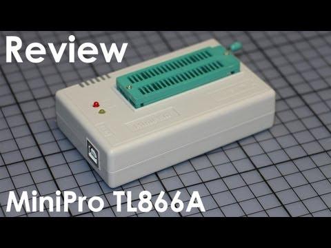 MiniPro TL866 Universal Programmer - Review - Grundlagen EPROM, EEPROM, Flash Speicher