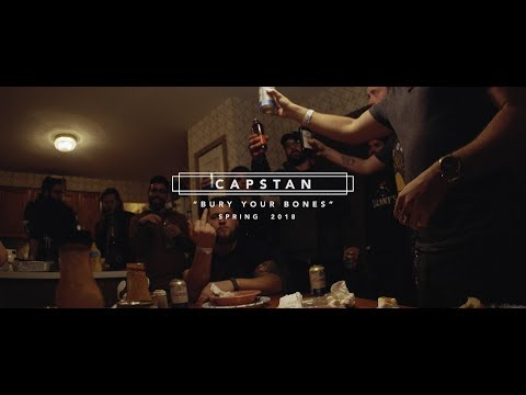 Capstan - Bury Your Bones [Official Music Video]
