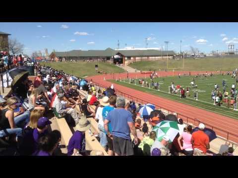 2015 Amarillo relays 200m Caprock High School