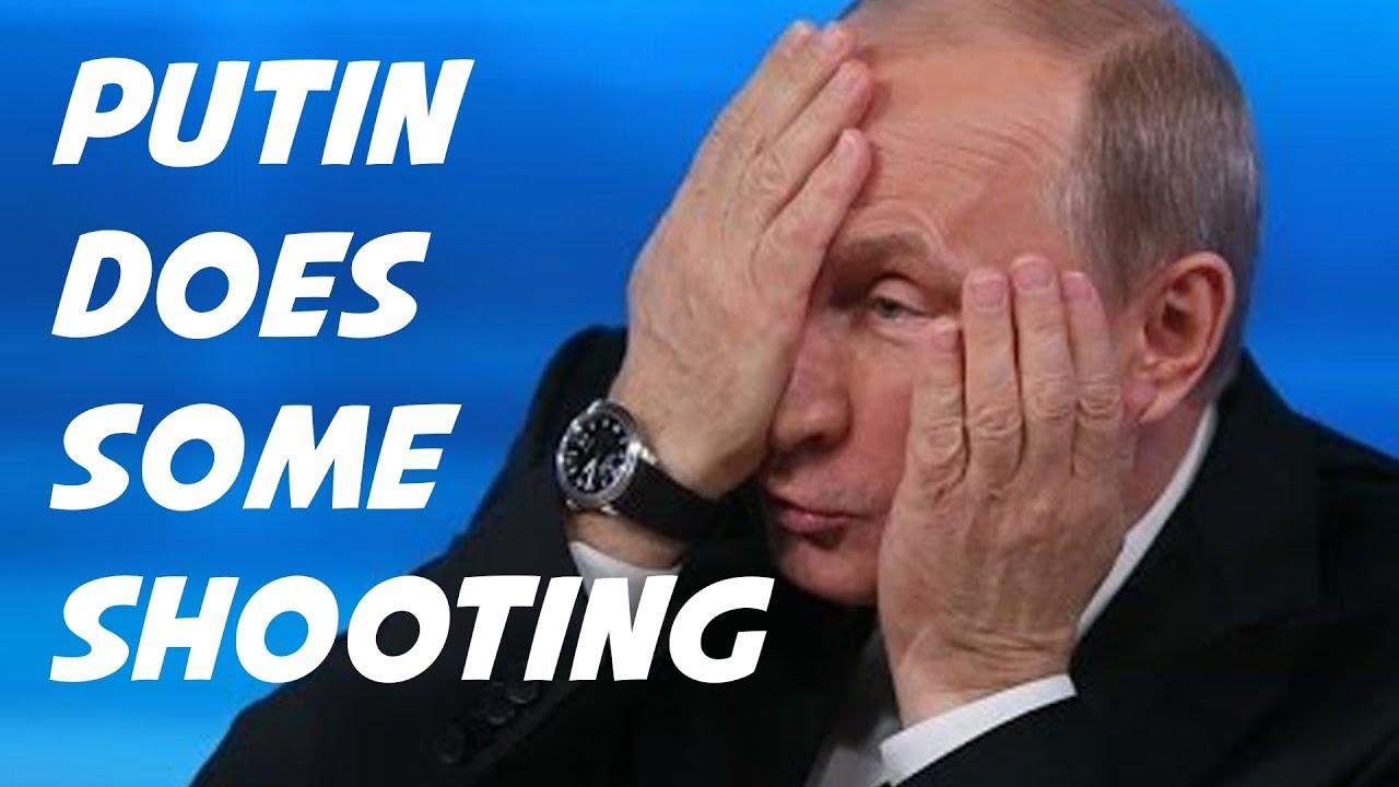 putin meme vladimir shooting