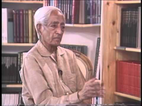 J. Krishnamurti - Brockwood Park 1983 - Conversation 2 with D. Bohm - Is there evolution of...