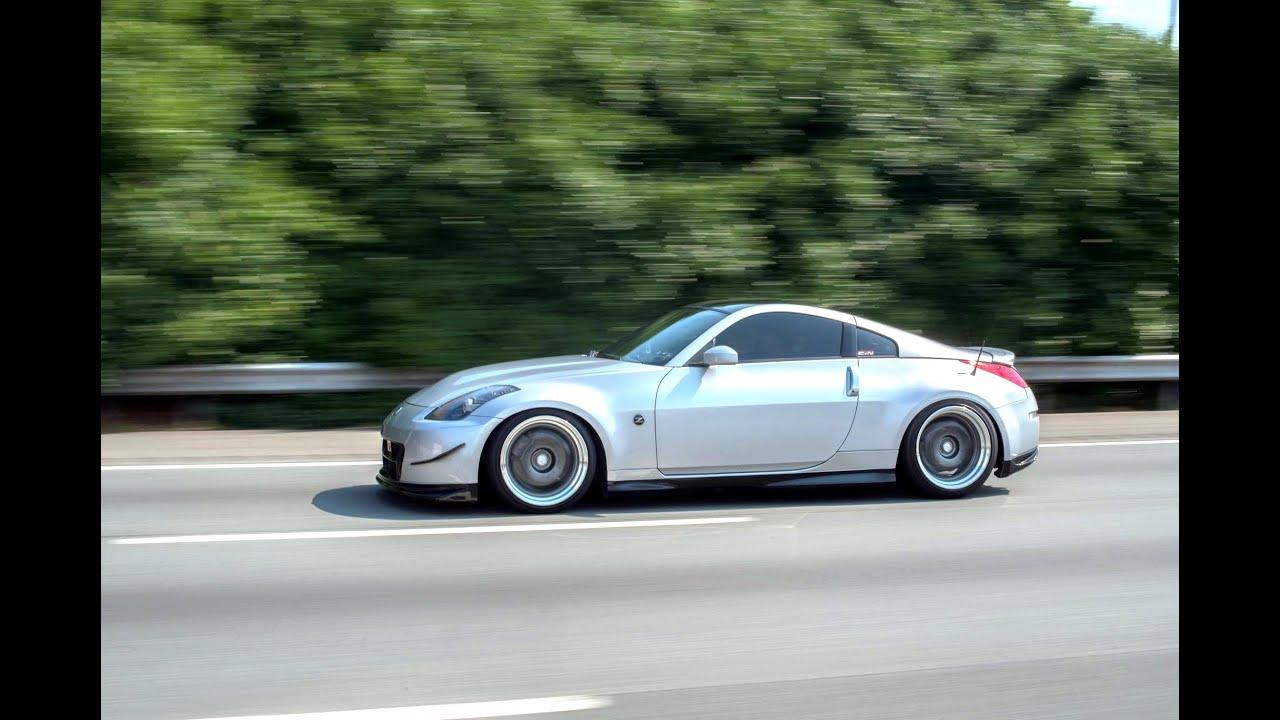 My 2008 Nissan 350z Update Video 72813 YouTube