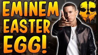 Call Of Duty Ghosts 'EMINEM EASTER EGG' Bayview Map 'ONSLAUGHT DLC' (Location Of Song)