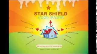 StarShield Cool paint ( Solar Reflective Paint)