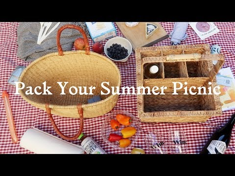 PACK A HEALTHYISH SUMMER PICNIC