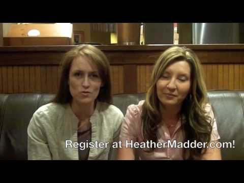 Heather Madder & Leslie Householder May 26th Event