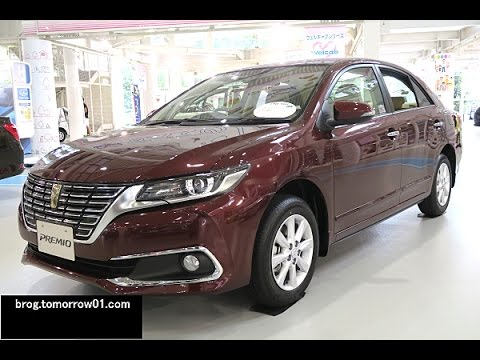 Toyota Premio 1 5f Quot Ex Package Quot 2wd Youtube