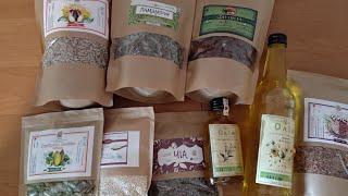 Продуктовые покупки с интернет магазина Смак Життя
