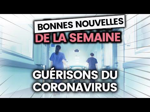 Guérison du coronavirus, profiter du confinement, Australie... 5 bonnes nouvelles de la semaine
