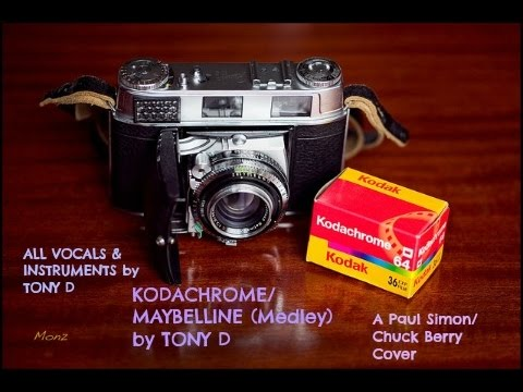 (The Video) KODACHROME/MAYBELLINE (Medley) by TONY D