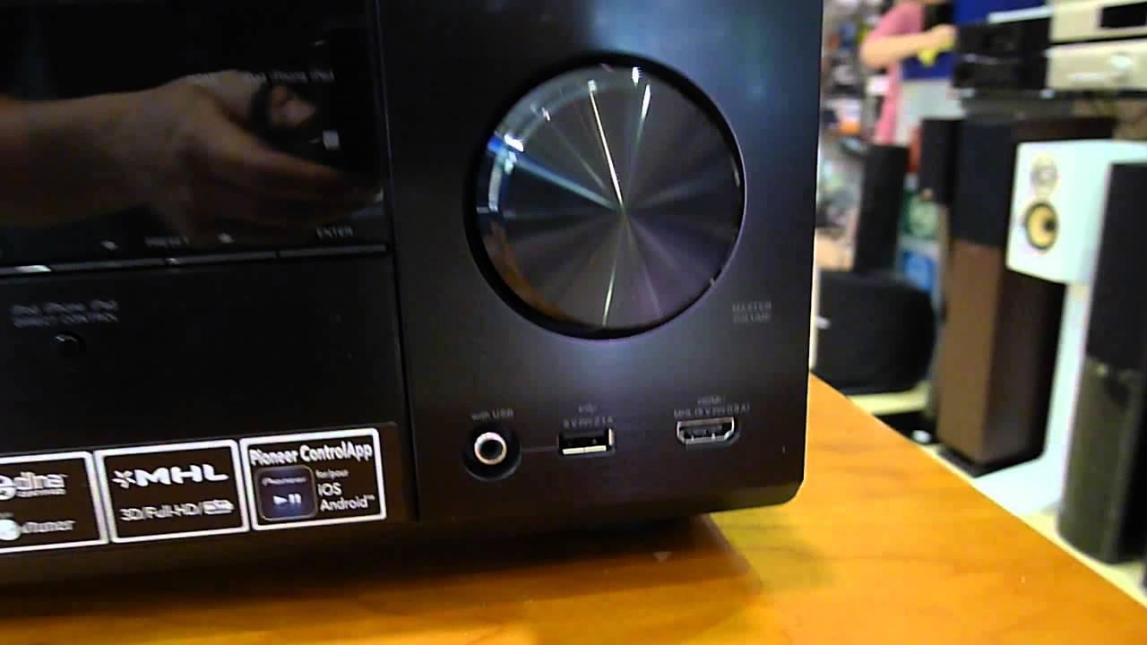 Pioneer VSX-528-K AV Receiver Drivers for Mac Download