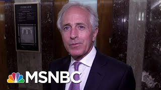 Sen. Bob Corker Gets The 'Last Word' On President Donald Trump Trade Folly | The Last Word | MSNBC